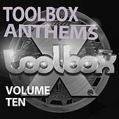 Toolbox Anthems, Vol. 10 - EP de Various Artists