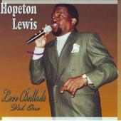 Love Ballads Vol. One de Hopeton Lewis