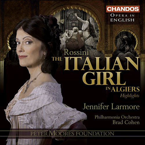 ROSSINI, G.: L'Italiana in Algeri [Opera] (Highlights) (Sung in English) (Larmore) by Alan Opie