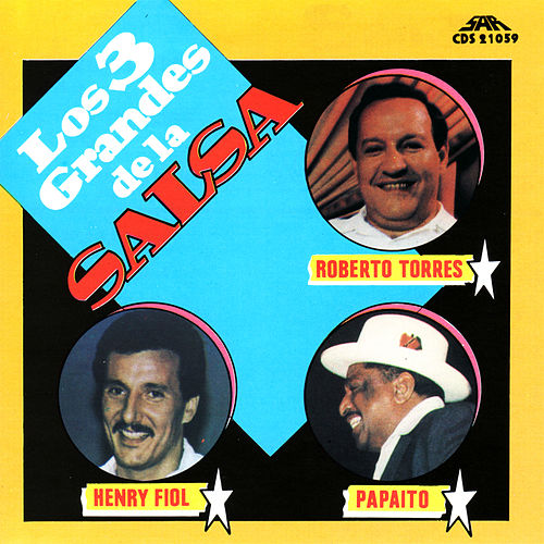 Los 3 Grandes de la Salsa by Various Artists