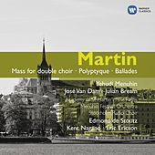 Martin: Orchestral, Choral & Vocal Works etc. by Sir Neville Marriner