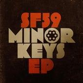 Minor Keys EP by Starflyer 59
