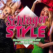 Schlagerstyle - Die besten Discofox Hits 2017 für deine Fox Party 2018 by Various Artists