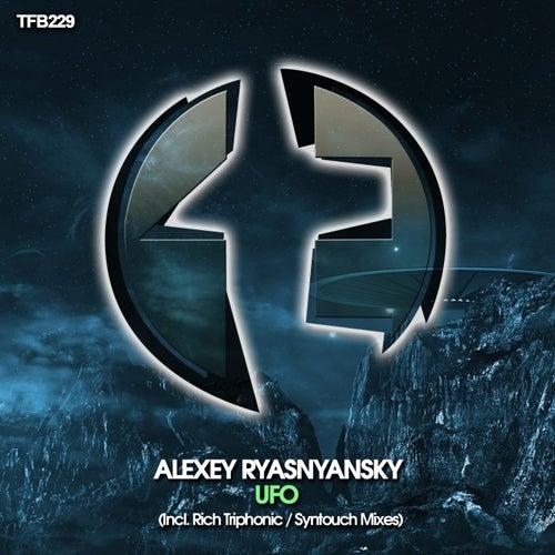 Ufo by Alexey Ryasnyansky