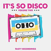 It's So Disco, Vol. 2 - EP fra Various Artists