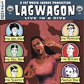 Live in a Dive de Lagwagon