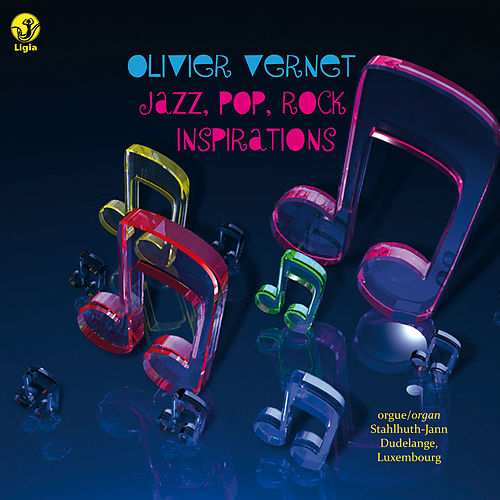 Jazz, Pop, Rock Inspirations by Olivier Vernet