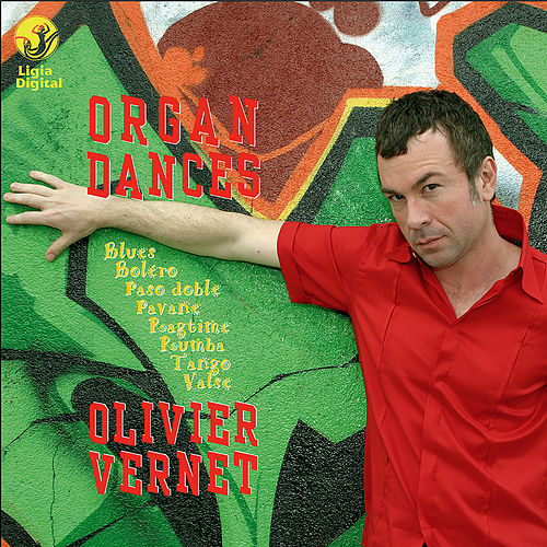 Organ Dances by Olivier Vernet