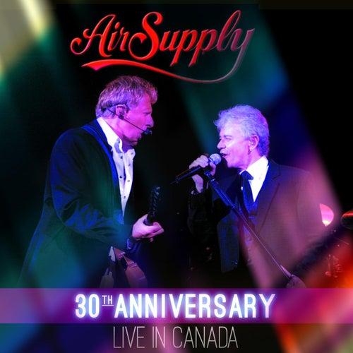 30th Anniversary (Live in Canada) de Air Supply