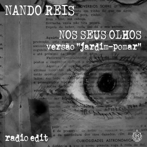 Nos Seus Olhos (Versão Jardim Pomar) (Radio Edit) de Nando Reis