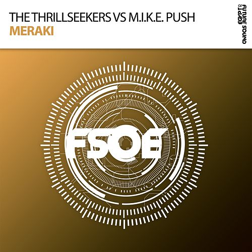 Meraki (The Thrillseekers vs. M.I.K.E. Push) by Thrillseekers