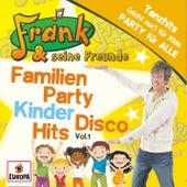 Familien Party Kinder Disco Hits von Frank Und Seine Freunde (