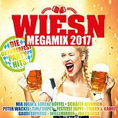 Wiesn Megamix 2017 - Die Oktoberfest Party Hits von Various Artists