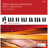Brahms, Reger & Busoni: Edition Klavier-Festival Ruhr, Vol. 35 (Live) by Various Artists