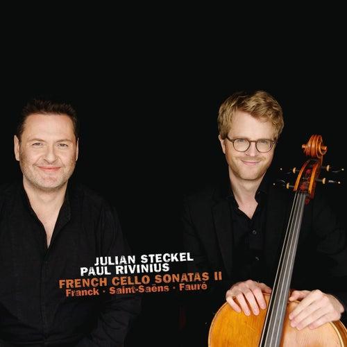 Franck & Saint-Saens & Fauré: French Cello Sonatas II by Julian Steckel