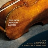 Boulanger & Debussy & Hindemith (Live) de Various Artists