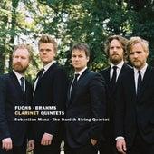 Fuchs & Brahms: Clarinet Quintets by Sebastian Manz and Danish String Quartet