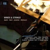 Winds & Strings: Spohr, Ibert, Janacek & Widmann (Live) von Various Artists