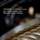 Schumann & Elgar: Piano Quintets (Live) de Various Artists