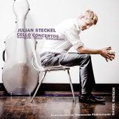 Korngold & Bloch & Goldschmidt: Cello Concertos von Various Artists