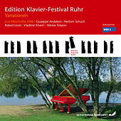 Variations (Edition Ruhr Piano Festival, Vol. 14) by Various Artists