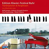Transcriptions & Paraphrases: Live Recordings (Edition Ruhr Piano Festival, Vol. 9) by Various Artists