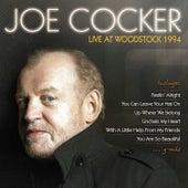 Live at Woodstock 1994 de Joe Cocker