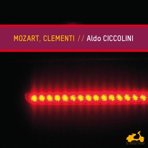 Mozart, Clementi: Piano Sonatas & Fantasy by Aldo Ciccolini