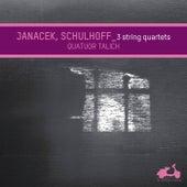 Janacek & Schulhoff: String Quartets de Talich Quartet