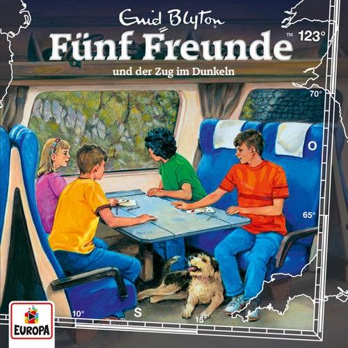 123/und der Zug im Dunkeln von Fünf Freunde
