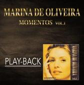Momentos Vol. 1 (Playback) by Marina de Oliveira