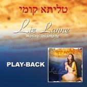 Menina, Levanta-te (Playback) by Liz Lanne