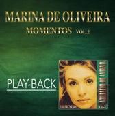 Momentos Vol. 2 (Playback) by Marina de Oliveira
