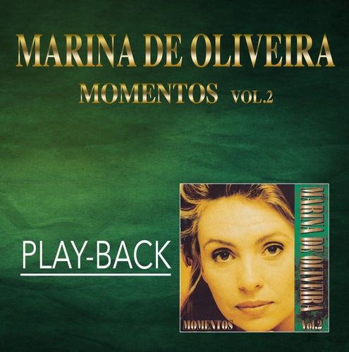 Momentos Vol. 2 (Playback) von Marina de Oliveira