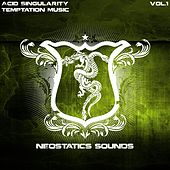 Temptation Music - EP by Various Artists