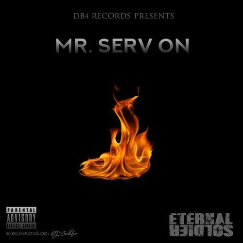 Eternal Soldier by Mr. Serv-On