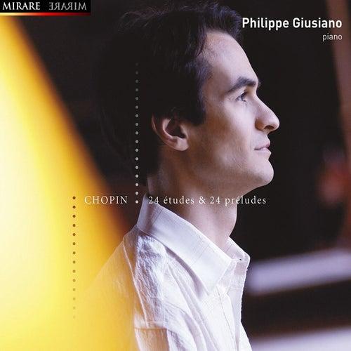 Chopin: 24 études & 24 préludes by Philippe Giusiano