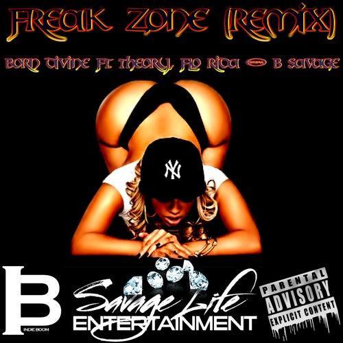 Freak Zone by Born Divine