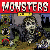 Monsters 8 by Figure