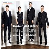 Arriaga-Mozart-Schubert: Intuition de Quatuor Modigliani