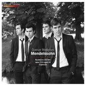 Mendelssohn: Quatuor à cordes, Op. 13 & 80 et Capriccio de Quatuor Modigliani