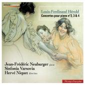 Hérold: Concertos pour piano n°2,3 & 4 by Jean-Frédéric Neuburger