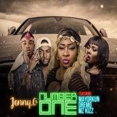 Number One (feat. Mayorkun, Dremo & Mz Kizz) by Jenny O.