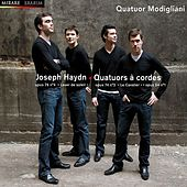 Haydn: Quatuors à cordes de Quatuor Modigliani