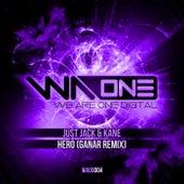 Hero (Ganar Remix) de Just Jack