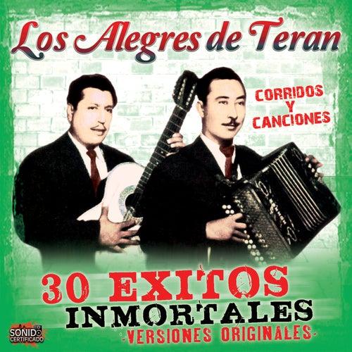30 Exitos Inmortales by Los Alegres de Teran