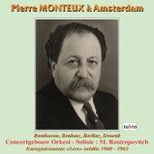 Monteux in Amsterdam de Various Artists