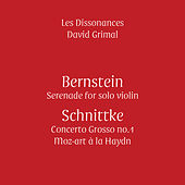 Bernstein & Schnittke by Various Artists