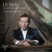 Bach: The Well-Tempered Clavier, Book 1 by Christophe Rousset