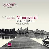 Monteverdi: Madrigali Vol. 2, Mantova by Various Artists